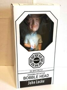 Bif Bang Pow! LOST John Locke Bobblehead Figure