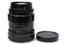 Leica tele-Elmarit 90mm f/2.8 Black F. Leica M