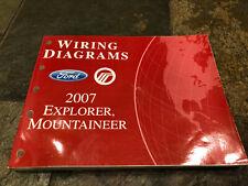 2003 Ford Explorer Sport Trac Electrical Wiring Diagrams Service Shop Manual Ewd