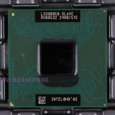 Intel Pentium 4-M SL6VC CPU Processor 400 MHz 2.4 GHz