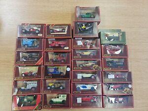 Matchbox - 26 Models Of Yesteryear (CC676)