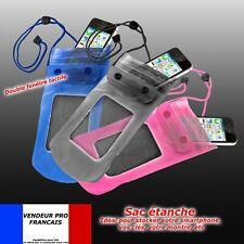 Housse Etui Pochette Sac ETANCHE WATERPROOF Iphone 7- 8 - X - XS- XR -XS max -11