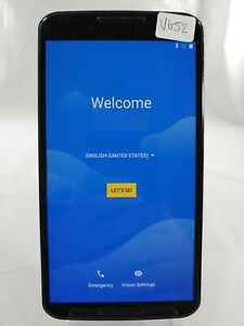 Motorola Nexus 6 XT1103 32GB AT&T GSM Unlocked Smartphone Cellphone Blue V652