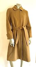 MANTEAU TRENCH COAT BURBERRY PRORSUM FOR FRANCK ET FILS TAILLE 40 100%CAMELHAIR