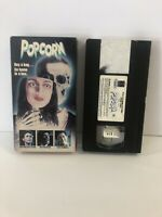 Popcorn RARE OOP 1991 RCA Columbia VHS Horror Comedy Campy Cult Movie HTF!