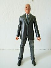 "Batman DC Dark Knight Rises Movie Masters Alfred Pennyworth 6"" Action Figure"
