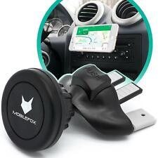 Mobilefox 360° Aimant CD Fente Support Voiture Téléphone Portable Universel