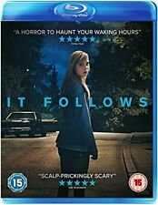 It Follows Blu-ray/DVD - Brand New - Fast and Free Delivery