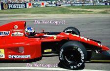 Gianni Morbidelli Ferrari 643 Australian Grand Prix 1991 Photograph