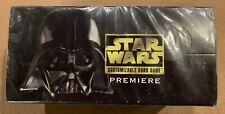 Star Wars CCG Premiere Limited Edition Starter Box (12 Decks) Factory Sealed