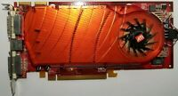 ATI Radeon X1950 Pro (PARTS REPAIR)256mb PCIe 2X Dvi HDMI VGA S-video Video Card