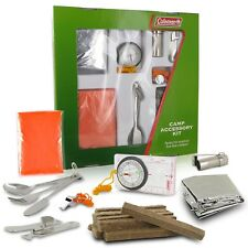 Coleman Camp Accessory 9pc Starter Kit for Scouts / Camping * Ship Free