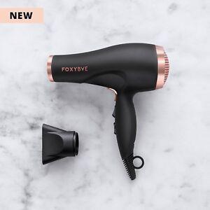 Foxybae BLOMANCE ROSE GOLD IONIC HAIR DRYER