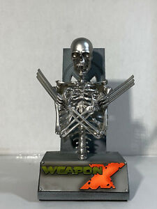 SDCC Sideshow Exclusive Weapon X Skeleton Bust Statue Wolverine 113 /500