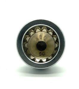 Porsche Wheel Lock Key -- 14 splines / ABC 50 -- 20mm diameter -- FAST SHIPPING!