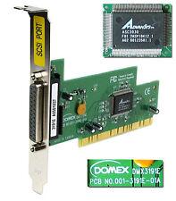PCI controlador SCSI domex dmx3191e mapa Interface