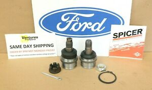 Ford Dana 44 1971-1979 Upper And Lower Ball Joint F100 F150 F250 Bronco OEM