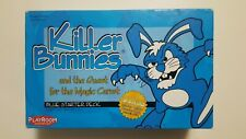 Killer Bunnies and the Quest for the Magic Carrot game (2002; used; complete)