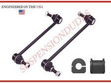 4PC Front Sway Bar Links+Rear BUSHINGS 04-08 CHEVROLET COBALT PONTIAC G6 AURA
