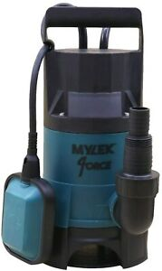 Submersible Water Pump Electric Dirty Or Clean Pond Pool Well Flood 400W 240V
