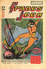 REVUE FRANCS JEUX CHASSE SOUS-MARINE GUIGNOL ORELLANA AMAZONE 1956