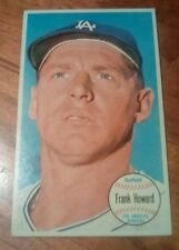 1964 Topps Giant Frank Howafd # 24 NM.L.A. Dodgers great