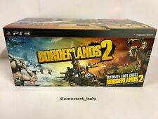 BORDERLANDS 2 ULTIMATE LOOT CHEST LIMITED EDITION - PS3 - NEW SEALED NTSC-USA