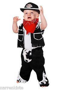 Cowboy Kostüm Cowboykostüm Baby Kleinkinder Kinder Indianer Babykostüm Cowgirl