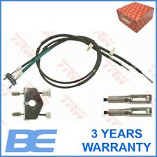 Ford Fiesta V Jh Jd Fusion Ju Fiesta V Van PARKING BRAKE CABLE OEM HD Trw GCH421