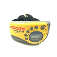SONY SRF-M78 AM / FM Sports Walkman Radio with Wrist / Armband ✅ 7.J1