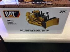 Diecast Masters 1:50 Cat D11T Track-Type Tractor Brand New! 85212