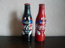 Série de 2 Bouteilles Coca cola Euro 2016 Série limitée