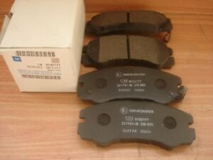 Brake Pads Front fits Opel Vauxhall Frontera A B Monterey 9192177 Genuine