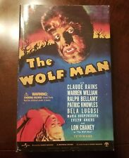 Sideshow Figures 12inch The Wolfman Lon Chaney Jr