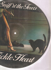 """SNIFF 'N' THE TEARS """"Fickle Heart"""" 1978 Chiswick Picture VINYL LP"""
