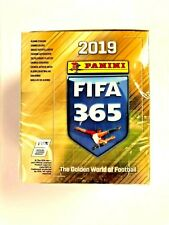 Panini FIFA 365 2019 Sticker Collection - 50 pack box / 250 stickers Panini FIFA