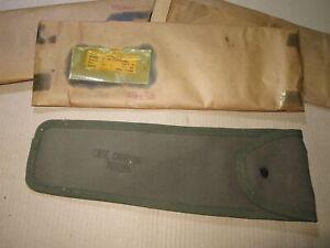 ORIGINAL US Snipers Scope Carrying Case 7631596 M84 M1D M81 M37 M82 M1C 1903a4