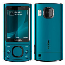 Nokia 6700s 6700 Slide Blue 5.0MP Aluminum Video FM GSM 3G T-Mobile Smartphone