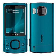 Nokia 6700s 6700 Slide Blue 5.0MP Aluminum Video FM GSM 3G T-Mobile Smartphone