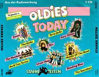 (2CD's) Starke Zeiten - Oldies Today - Terry Jacks, Sir Douglas Quintet,T. Rex