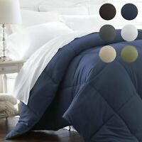 Supersoft Goose Down Alternative Comforter Twin Queen King Size, 3 Color HC