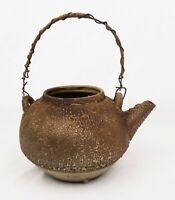 Antique Japanese Cast Iron Tetsubin Teapot No Lid