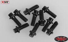 RC4WD Miniature Scale Hex Bolts M1.6 x 4mm BLACK Z-S1614 Fit wheels D44 Diff RC