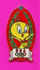 TWEETIE BIRD PIN-GOLD MEDAL PIN- LOONEY TUNES PIN-1996 OLYMPIC USA PIN