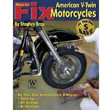 How To   Fix American V-Twin Motorcycles (Biker Basics