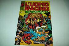 L'UOMO RAGNO-N. 180-EDITORIALE CORNO-I FIGLI DELLA TIGRE!-23 MARZO 1977-OT
