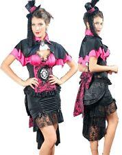 костюсм викторианской вампирши