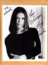 Nia Peeples-signed photo-15 a - JSA COA