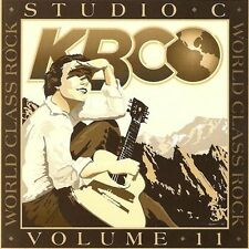 KBCO Live in Studio C Volume 11 Phish Etheridge Matthews Merchant Hiatt