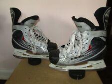 Bauer Vapor X:05 Jr Ice Hockey Skates Sz 3R Tuuk Lightspeed Pro Blades-Lowe$T 3R